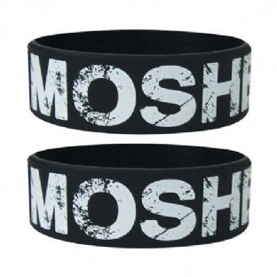 Mosher - Rubber Wristband